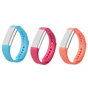 Accessories - Replacement Bands For Fitbit Alta 3pk